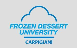 Carpigiani Frozen Dessert University