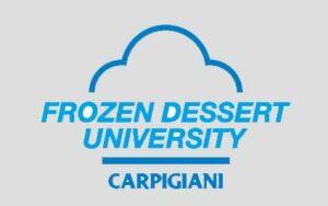 Carpigiani Frozen Dessert University