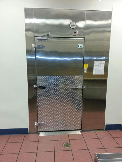 Walk-In Cooler Freezer